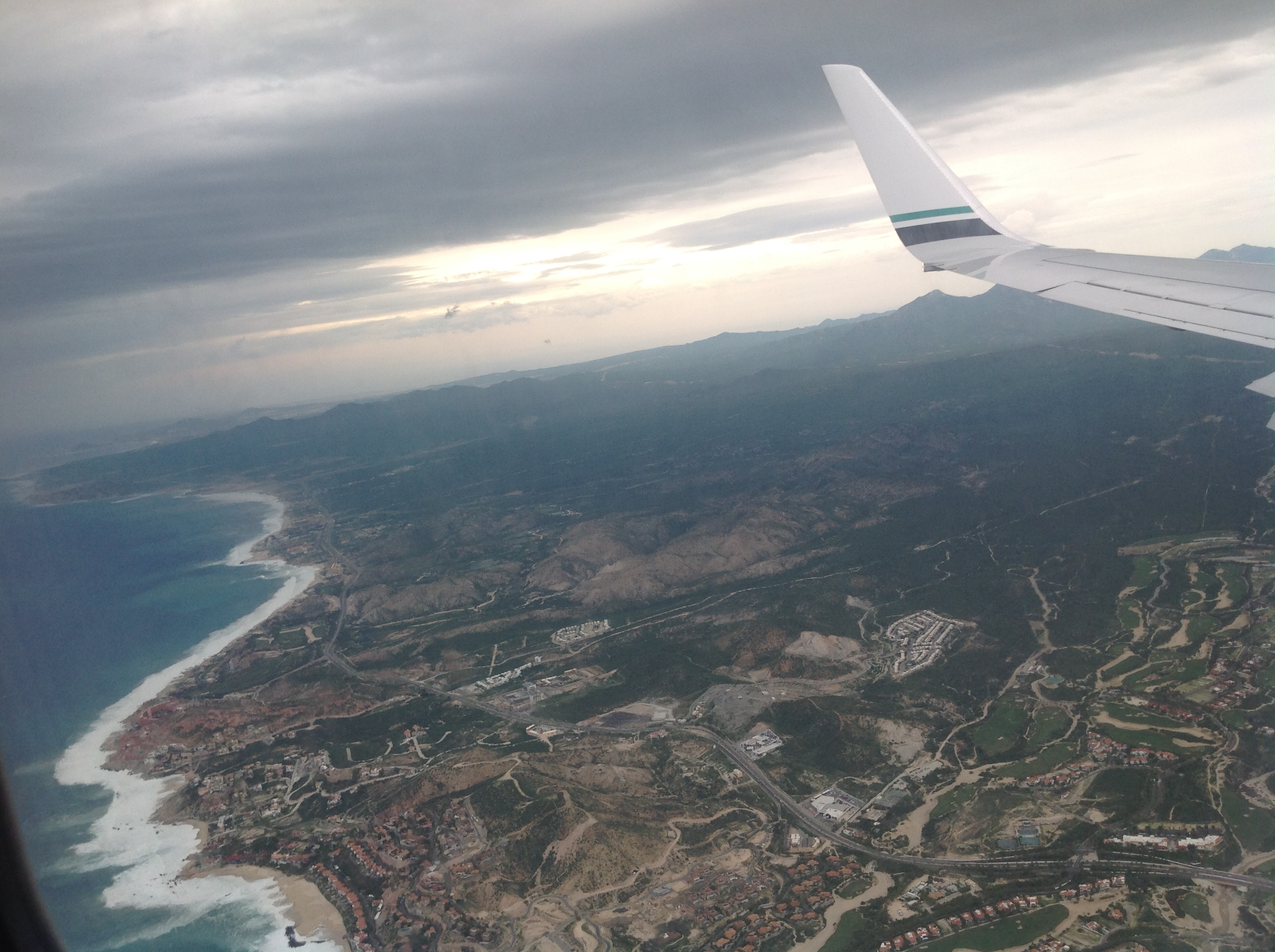 Los Cabos from Above